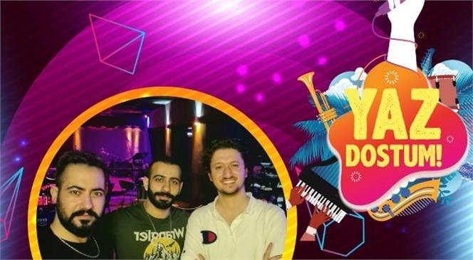 Büyükşehir Belediyesi'nden Tarsus ve Çamlıyayla'da Bayram Konserleri