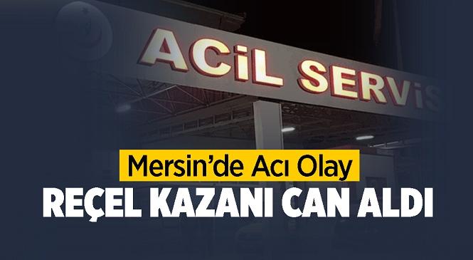 Mersin'in Çamlıyayla İlçesinde Acı Olay! Üzerine Reçel Kazanı Devrilen Kadın Hayatını Kaybetti