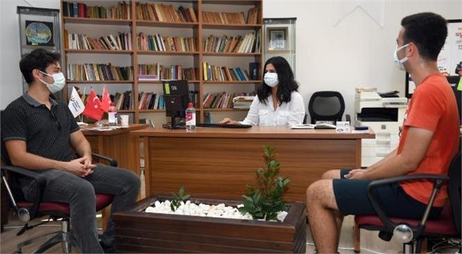 Mersin Büyükşehir'den Öğrencilere Tercih Danışmanlığı Desteği