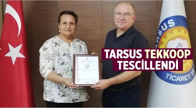 Tarsus TSO'dan Üretici Kadınlara 'marka' Desteği! Kadınların Ürettiği Ürünler Tekkoop Markasıyla Tüketicilere Sunulacak