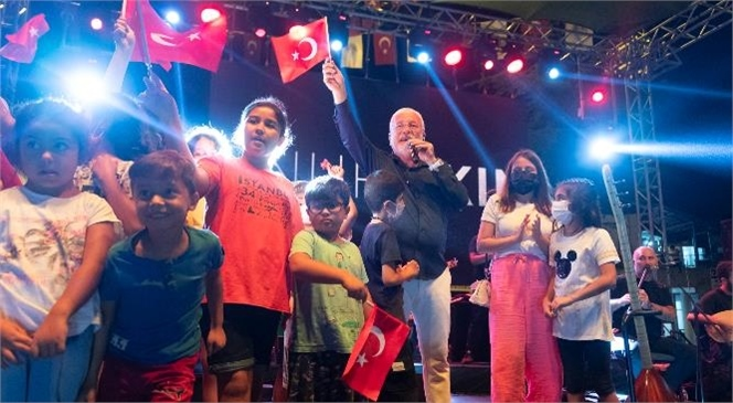 Kubat, Onur Akın, Ali Altay ve Hasan Yeşilgöz İkinci Gün Konserlerinde Sahne Aldı