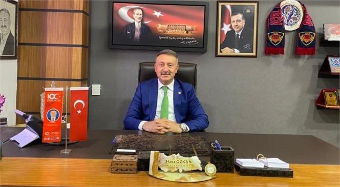 Milletvekili Hacı Özkan 30 Ağustos Zafer Bayramını Kutladı