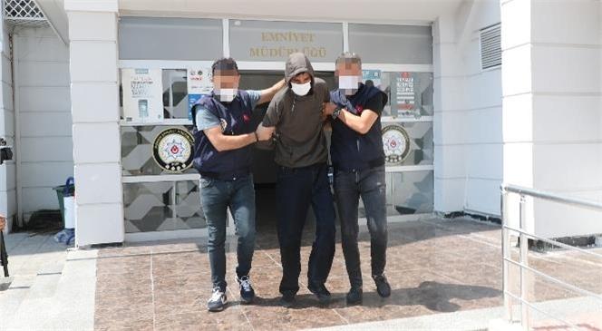 100 Bin Doları Gasp Edecekti Kıskıvrak Yakalandı
