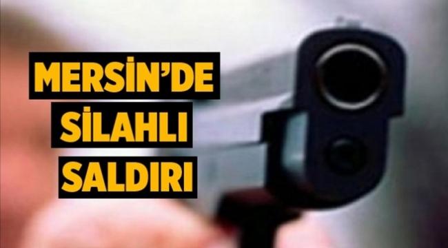 Mersin'in Tarsus İlçesinde Silahlı Saldırı! Elektrikli Bisikletle Giderken, Motosikletli Bir Kişinin Sıktığı Kurşunların Hedefi Olan Yaralı Hastaneye Kaldırıldı