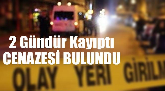 Mersin'in Tarsus İlçesinde 2 Gündür Haber Alınamayan Şahıs Evinde Ölü Bulundu