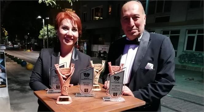 Büyükşehir'in Şehir Tiyatrosu 5 Ödüle Layık Görüldü