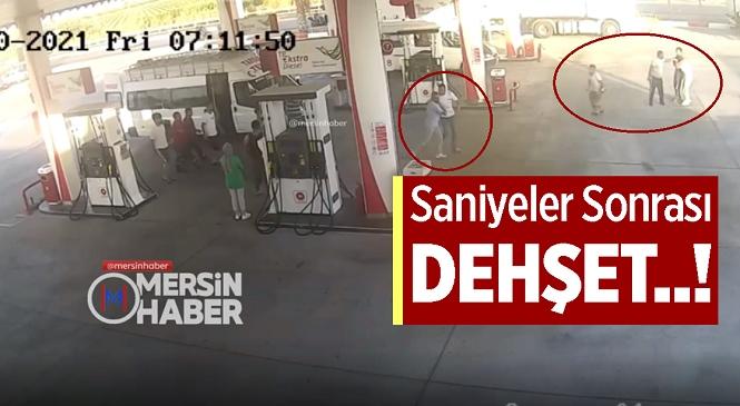 Mersin'in Tarsus İlçesinde Genç Adam Sevdiği Kızla Kaçmak İsterken Öldüresiye Dövüldü