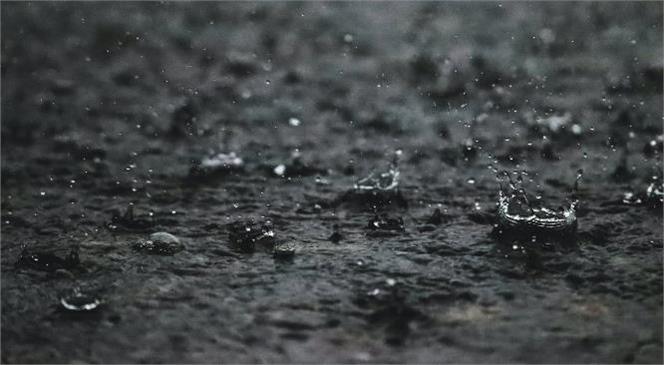 Doğu Akdeniz'de Yağış Bekleniyor