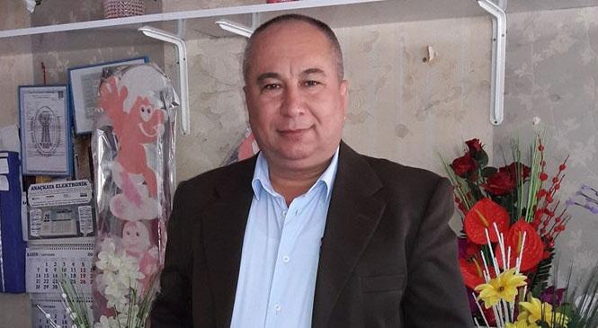 Tarsus Elektrikçiler Esnaf Odası Başkanı Nurettin Taş Hayatını Kaybetti