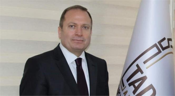 TADER Başkanı Özsu'dan Başsağlığı Mesajı