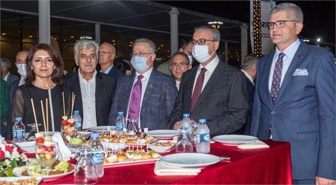 """Başkan Vekili Gülcan Kış: """"Mersin Büyükşehir Belediyesi Olarak İş Dünyasını Çok Önemsiyoruz"""""""