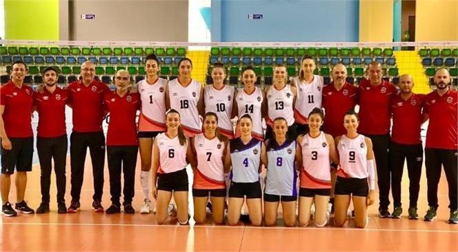 Gsk Kadın Voleybol Takımı, Bahçelievler Belediyesi'ni 3-2 Yendi