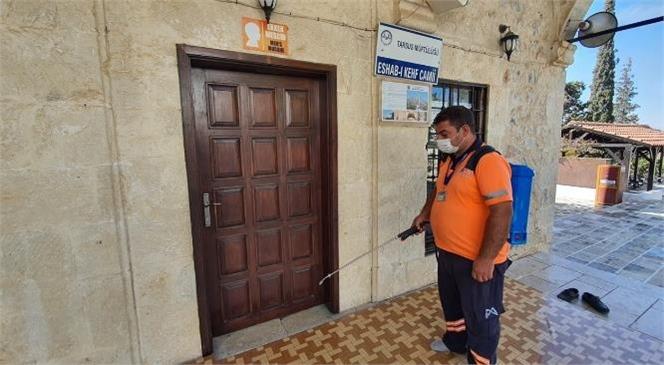 Belediye Ekipleri, Ziyaret ve Çevresinde Kapsamlı Temizlik Gerçekleştirdi