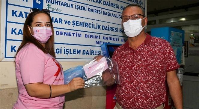 Mersin Büyükşehir, Meme Kanserinde Erken Teşhisin Önemine Dikkat Çekti