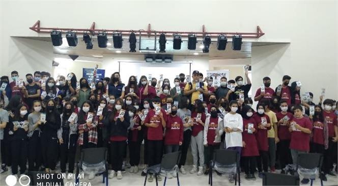 Mersin Emniyeti 490 Öğrenciye Eğitim Verdi