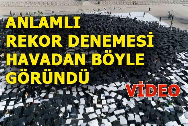 Toroslar Belediyesi Tarafından 10 Kasım Günü, 10 Bin Kişi İle Canlı Atatürk Portresi Rekor Denemesi