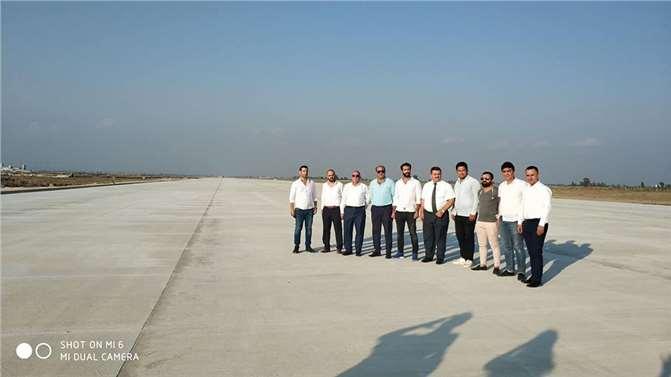 Mersin Çukurova Bölgesel Havaalanı İnşaatı Durdu