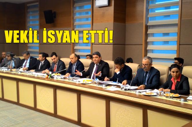 """CHP Mersin Milletvekili, """"Dekara 1500 TL Sulama Ücreti İsteniyor"""" Diyip İsyan Etti"""