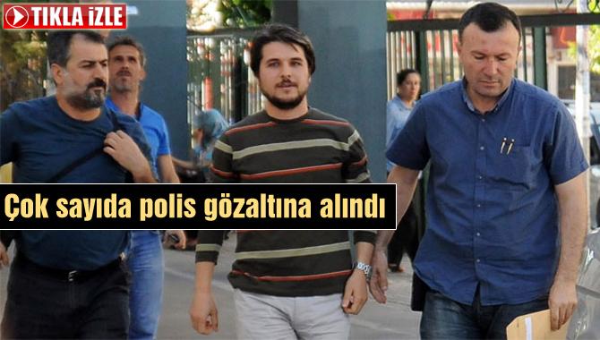 Mersin'de paralel yapı operasyonu 35 gözaltı!