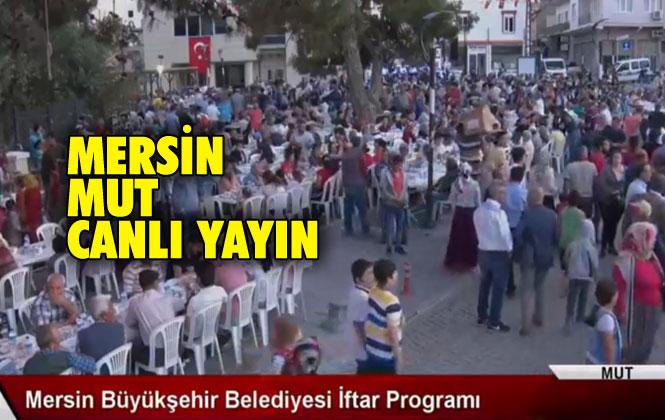 Mersin Mut Canlı Yayın, Büyükşehir Belediyesi İftar Programı