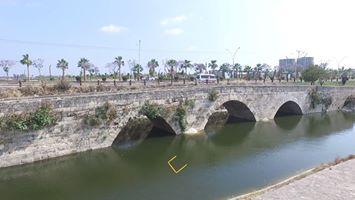 Justinianus (Baç) Köprüsü