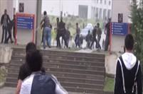 Mersin Üniversitesinde Olay