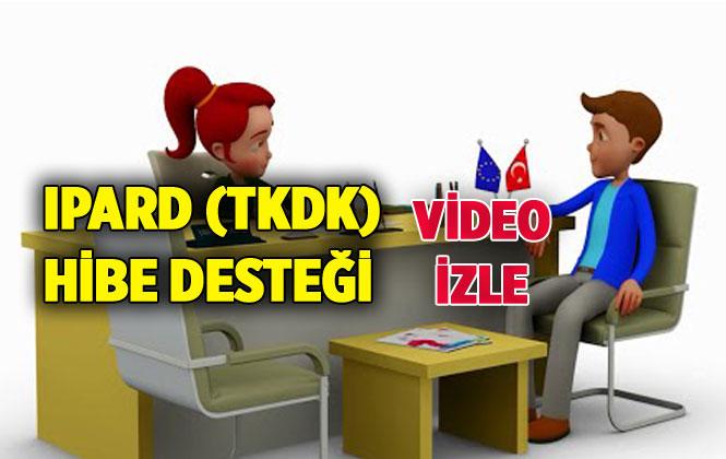 IPARD (TKDK) Başvuru İşlemleri Animasyon Filmi