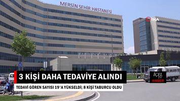 Mersin'de Üç Kişi Daha Alkol Zehirlenmesinden Hasteneye Yatırıldı