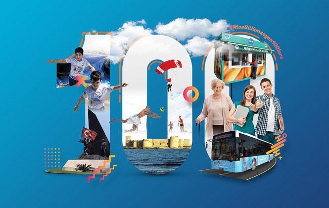 Mersin Büyükşehir Belediyesi #NiceGülümseyen100lere