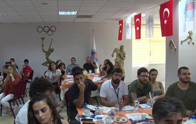 Canlı Yayın: Mersin Büyükşehir Belediyesi Gençlik Çalıştayı