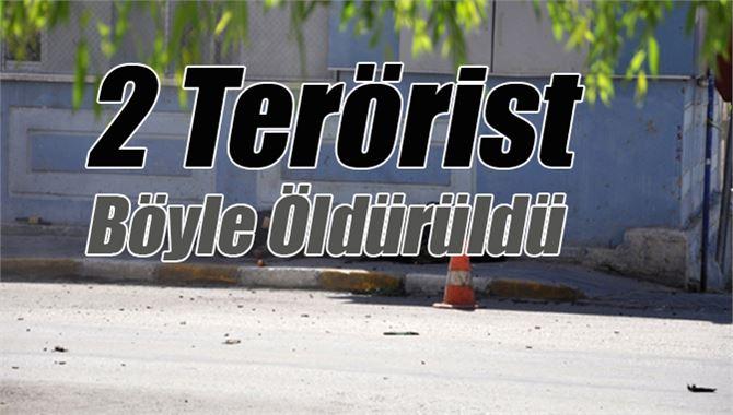 Tunceli Saldırı Video, Tunceli Polis Karakolu Saldırı, 2 Terörist Öldürüldü