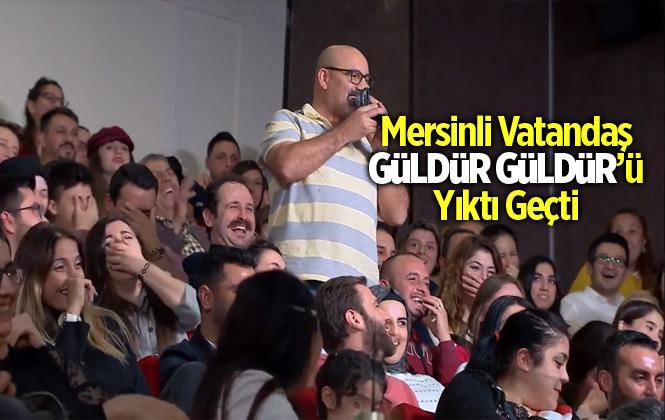 Murat Bal, Güldür Güldür Show 218.'inci Bölümde Anlattıklarıyla Herkesi Güldürdü