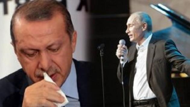 Sosyal Medya Yıkıldı; Putin Söyledi, Erdoğan Ağladı