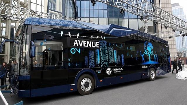 8 Dakikada Şarj Olan Yerli Otobüs Üretilecek!