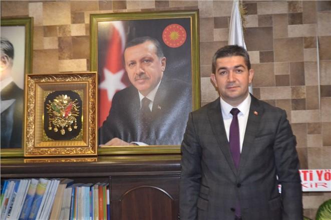 AK Parti Yenişehir İlçe Yürütme Kurulu Belli Oldu