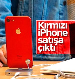 Iphone Yeni Rengi, Kırmızı Iphone, Satış Fiyatları ve Serileri