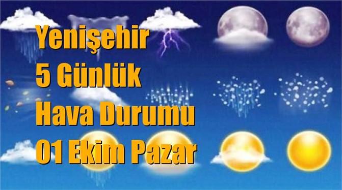 Yenişehir Hava Durumu