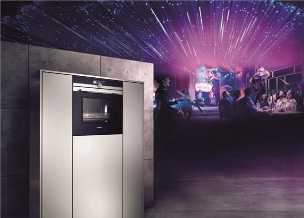 Geleceğin Mutfakları Siemens Ankastre İle Evlere Geliyor