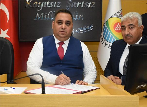 Tarsus Belediyesi'nde Toplu İş Sözleşme Sevinci