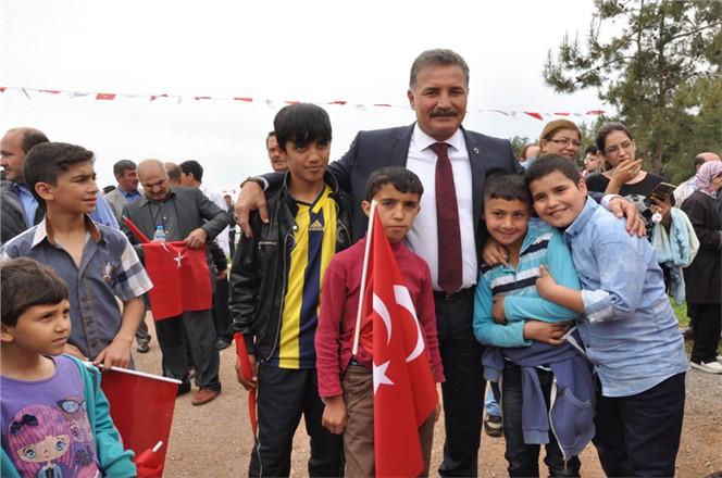 Başkan Hamit Tuna, Yeni Yılı Kutladı