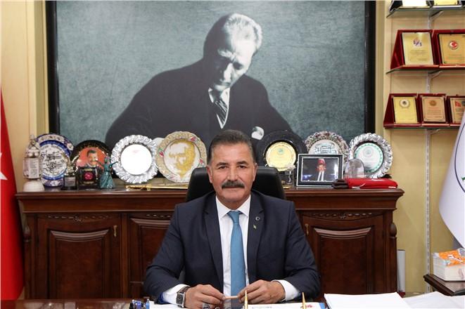 Başkan Hamit Tuna, Çalışan Gazeteciler Günü'nü Kutladı