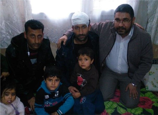 Türkmenlerin Yaşadığı Kazadaki, 2 Aile Adana'ya Geldi