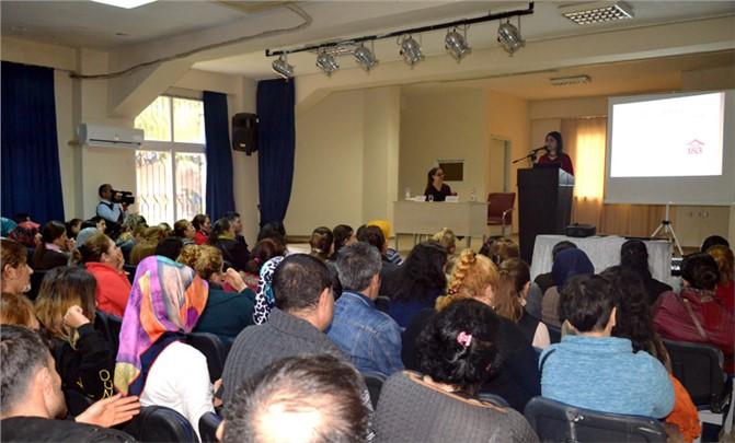 Akdeniz Belediyesinden Farkındalık Yaratan Seminerler