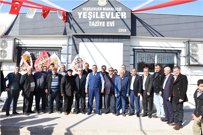 Tarsus'ta Önemli Açılış