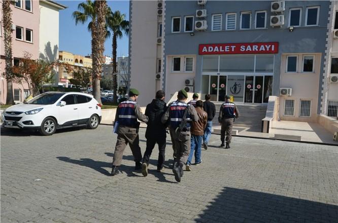 Mersin'de 3 DEAŞ'lı Yakalandı