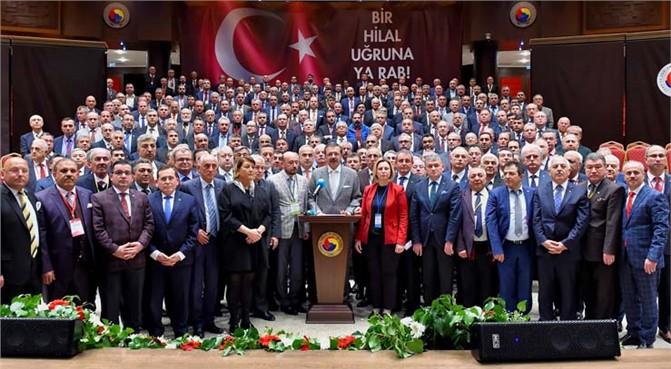 Başkan Ruhi Koçak, TOBB Yönetim Kurulu Toplantısına Katıldı