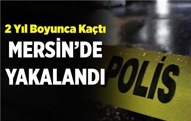 Çifte Cinayet Zanlısı Mersin'de Yakalandı