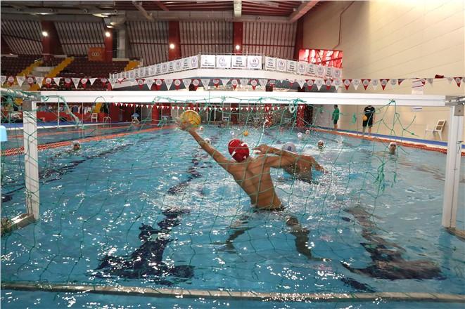Mersin BŞB Gençleri Sporla Buluşturuyor