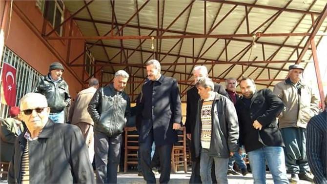 CHP Mersin İl ve Toroslar İlçe Arslanköy'ün Kurtuluşunda