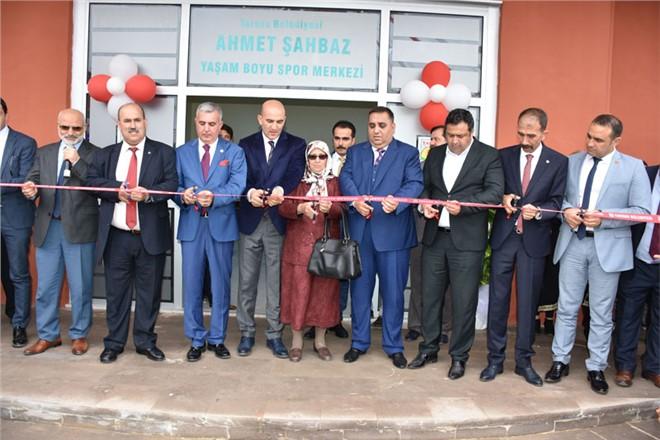 Kavaklı Mahallesinin Yaşam Boyu Spor Merkezi Açıldı